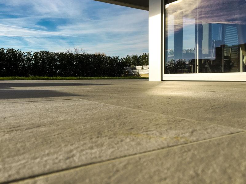 Terrasses extérieures, Passerelles, Aménagement Etang ou ...
